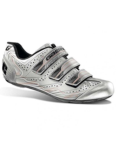 Gaerne G. Aktion Zapatillas Road Ciclismo, Silver – 42