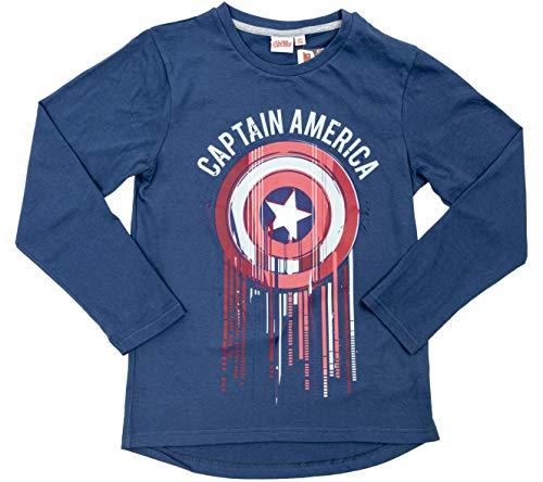 Marvel Sweatshirt Avengers | Captain America | Kinder (152)