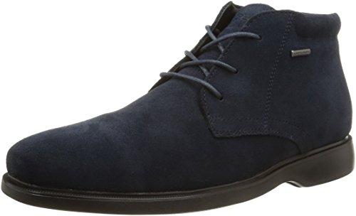 Geox Herren U Brayden 2FIT ABX D Desert Boots, Blau (NAVYC4002), 46 EU
