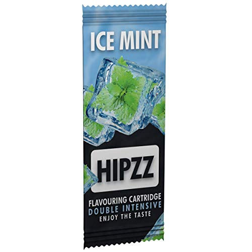 Hipzz Aromakarten Ice Mint 20er Box