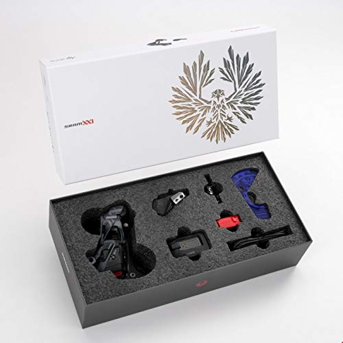 SRAM´s XX1 Eagle AXS kit
