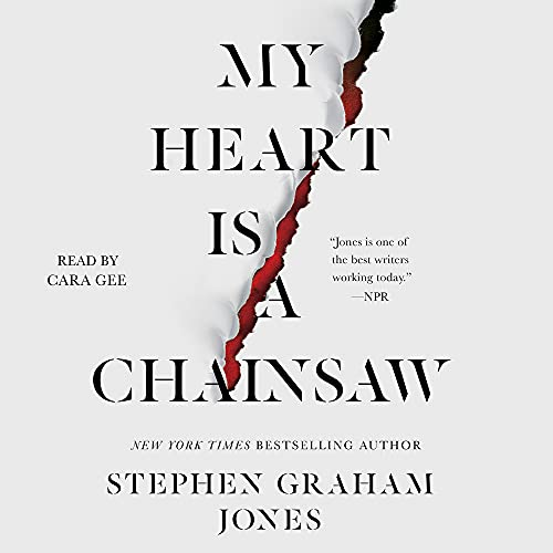 My Heart Is a Chainsaw cover art