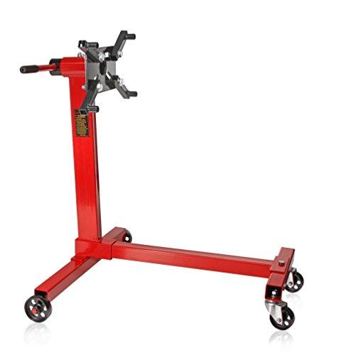 Motorständer Motorhalter Getriebeheber Motorheber Getriebehalter bis 454 kg