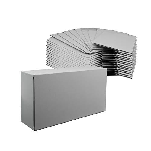Caja de cartón plegable 120 unidades, 215 x 120 x 55 cm, caja de regalo, caja de regalo Hobby Bastlerbedarf