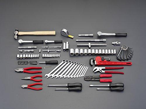 [34個組] 機械修理用工具セット EA5