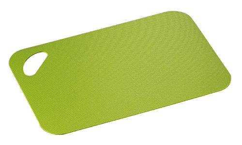 Zassenhaus 61222 Maison d'Flexible Planche à découper Lot de 2 Vert kiwi/29 x 29 x 19 cm