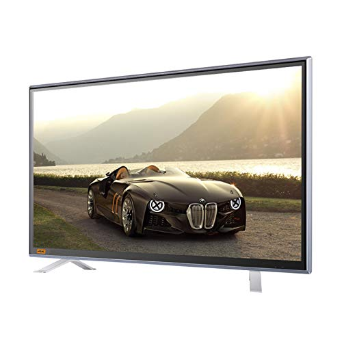 TV LCD de 32 Pulgadas para el hogar 4k de Ultra Alta definición, Potente Rendimiento de Chip de 64 bits, protección Ocular sin radiación, Panel de Vidrio Templado,Alta transmisión de luz,Alta dureza
