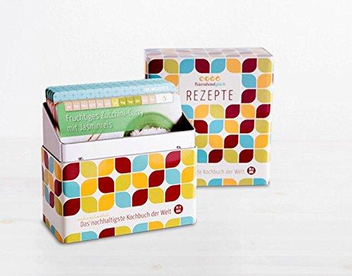 Das wahrscheinlich nachhaltigste Kochbuch der Welt [in a box]: Feierabendglück Rezepte