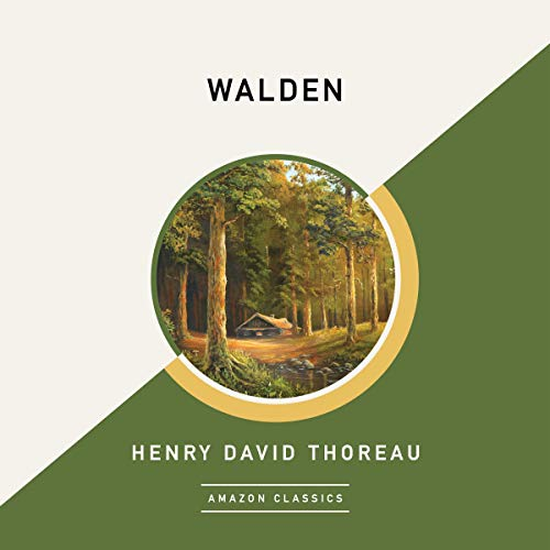 Walden (AmazonClassics Edition) cover art