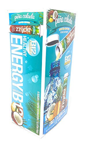 Zipfizz Pina Colada B12 Energy Drink Dietry Supplement Limited Edition Net Wt 11.64 Oz