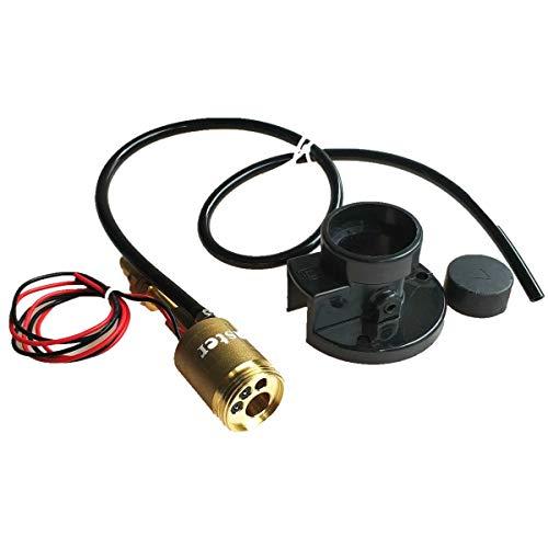 MIG - Toma para panel de soldadura, euroconector adaptador de conversión de conector central