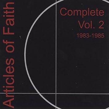 Complete, Vol. 2: 1983-1985