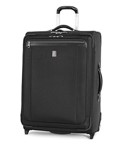 Travelpro PlatinumMagna2 Expandable Rollaboard Suiter Suitcase, 26-in.,...