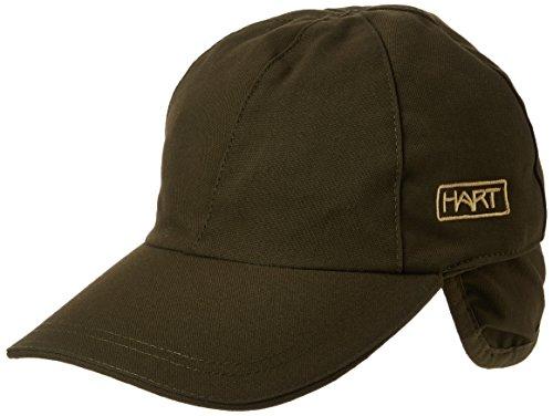 HART Burgoa C Kappe mit Ohrenschutz für Herren, Grün, Herren, grün, 58