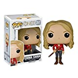 Funko Pop Television : Once Upon a Time - Emma Swan 3.75inch Vinyl Gift for TV Fans SuperCollection