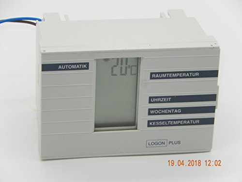 ELCO-Klöckner LOGON PLUS mit Platine NR.: 213, Heizungsregelgerät, geprüft ist FUNKTIONSFÄHIG in TOP Zustand