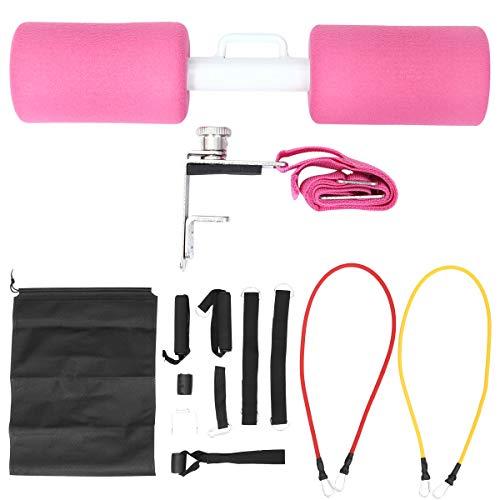 ABOOFAN 1 Set Bauchtrainer Bauchmuskeltrainer Gym Trainingsgerät Body Shaper (Pink)