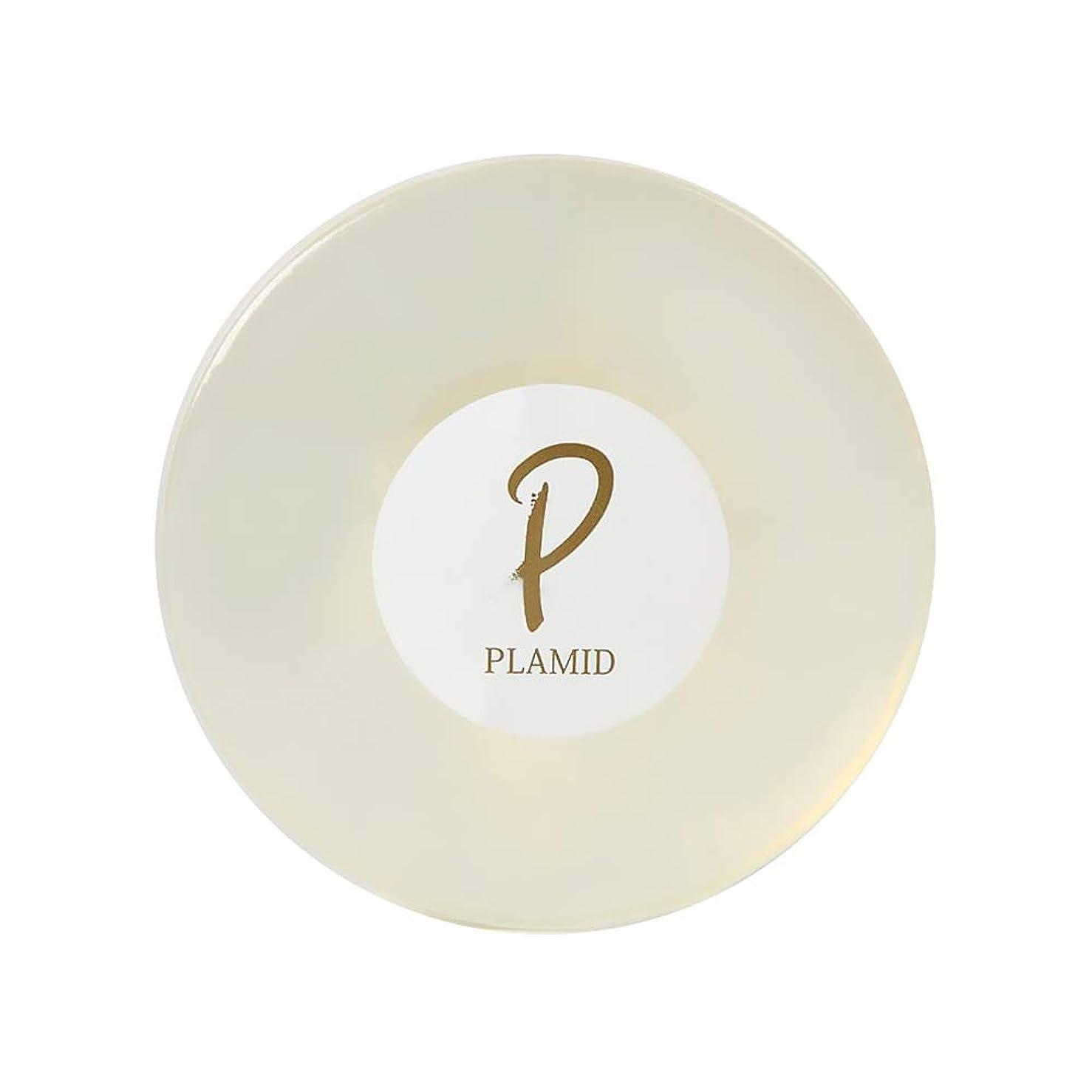 幻滅する治世空のPLAMID プラミドクリスタルソープ(90g)馬プラセンタ配合 透明洗顔石鹸 ROTTS ロッツ