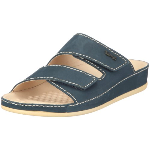 Vital Schuhe GmbH Vital Unisex-Erwachsene Sandalen, Blau/ozean, 46 EU