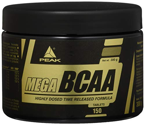 PEAK Mega BCAAS - 150 Tabletten à 2000mg