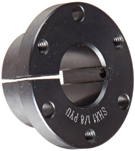 TB Woods Type SH SH118 Sure-Grip Bushing, Cast Iron, Inch, 1.125