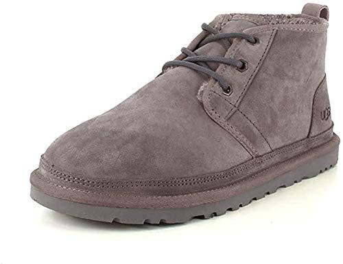 UGG Men's Neumel Boot, Charcoal, 11