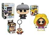 Colorado Misfits - Pocket Pop! Funko Pop!South Park Bundle (3 Pcs) Goth Stan 13 Store Exclusive/ Kenny (Princess) 28/ Preacher Cartman Pocket Pop! Exclusive
