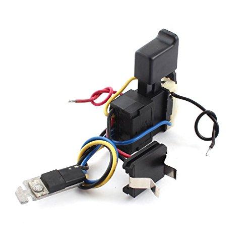 FA08A-12/1 eléctrico gatillo del taladro interruptor de CC 7.2-24V para Hitachi DS7DF