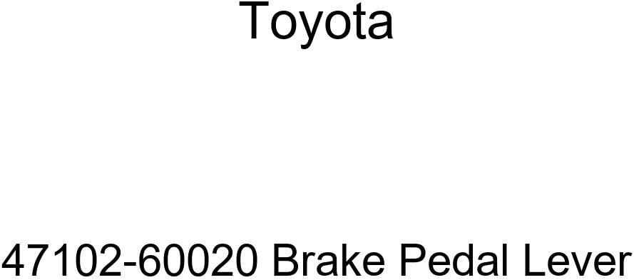 Limited time sale TOYOTA Genuine 47102-60020 100% quality warranty! Pedal Brake Lever