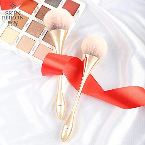 MEIMEIDA Facial Makeup Brush Makeup Small Pretty Waist Water Drop Goblet Foundation Makeup Makeup Tools Powder Brushes New Brushes, 234