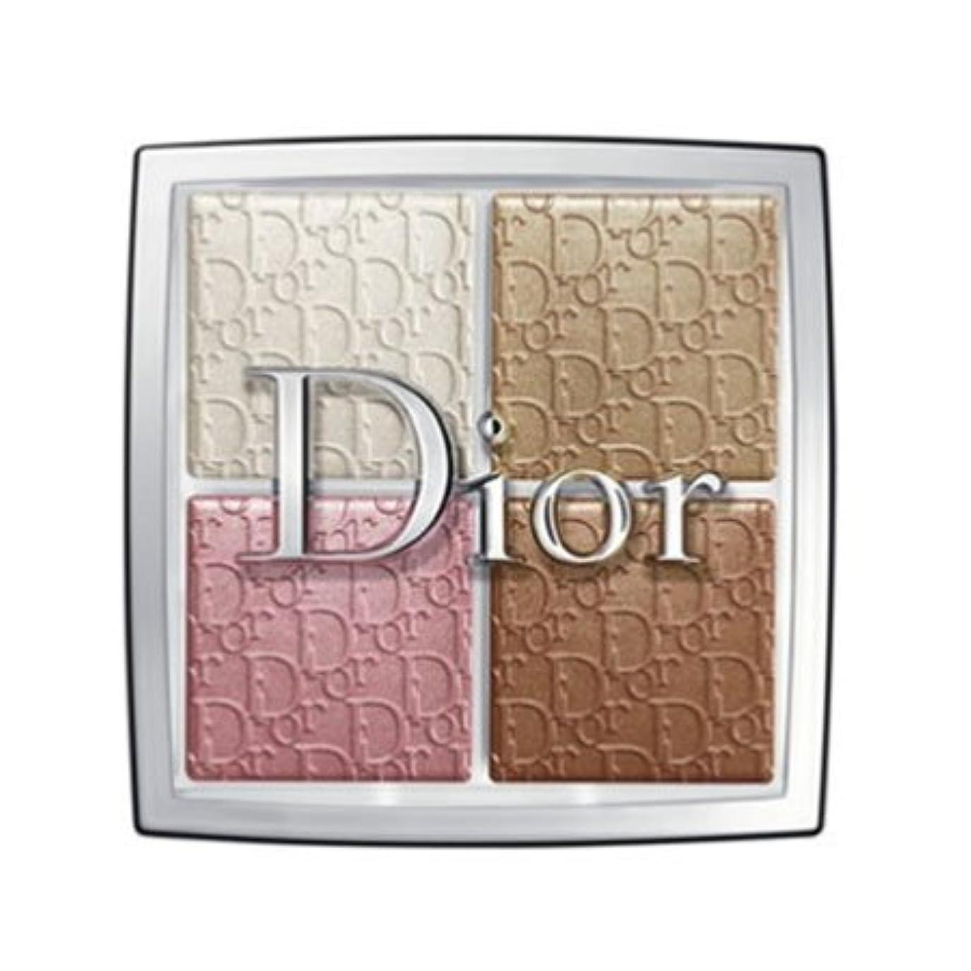 雷雨説明的顕現ディオール バックステージ フェイス グロウ パレット -Dior-