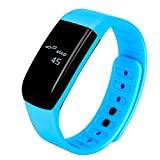 ployer Bluetooth Smart Wristband Fitness Tracker Pedometer Exercise...