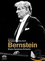 Brahms: Symphonies Nos. 2 & 4 [DVD] [Import]