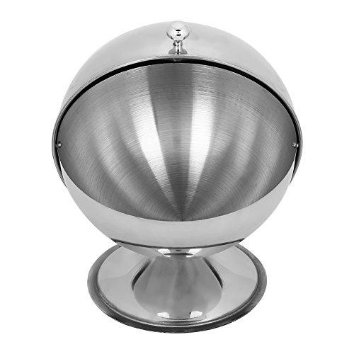 Recipientes de Condimento Anti-Polvo ,Recipiente de Acero Inoxidable para Almacenamiento de Especias para Restaurante o Cocina