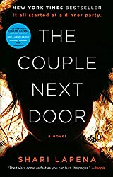 The Couple Next Door, novel, Shari Lapena