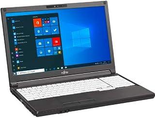 富士通 LIFEBOOK A5510/DX FMVA8204AP Windows10 Pro 64bit Corei5-10210U 8GB SSD 256GB DVDスーパーマルチ 高速無線LAN IEEE802.11ax Wi-Fi6 Bl...