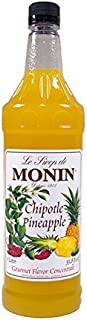 Monin Chipotle Pineapple Syrup PET