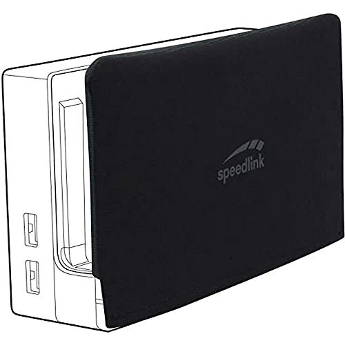 GUARD Protection Cover - for Nintendo Switch Station, black