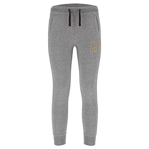 FREDDY Pantalone in Brushed Stretch Fleece mélange - Melange Gray - 14 Anni