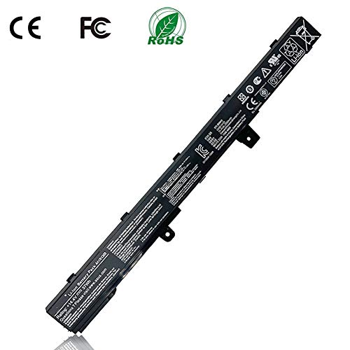 A41N1308 A31N1319 Batteria per ASUS X551 X551C X551CA X551M X551MA X551MAV R512 R512C R512CA F551 F551C F551M D550 D550C D550CA (14.4V 2600mAh)