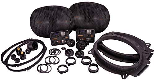 Kicker 47KSS6904 Car Audio 6x9 Component 600W Peak Speakers Pair KSS6904 New