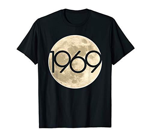 50th Anniversary Apollo 11 1969 Moon Landing T-Shirt