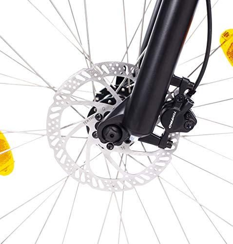Fitifito FT26 Elektrofahrrad Fatbike Bild 4*