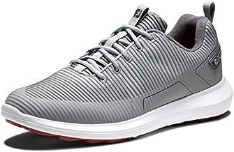 FootJoy Men's FJ Flex XP Golf Shoes, Grey, 10 M US