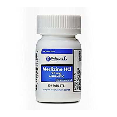 meclizine 25mg tablets, End of 'Related searches' list