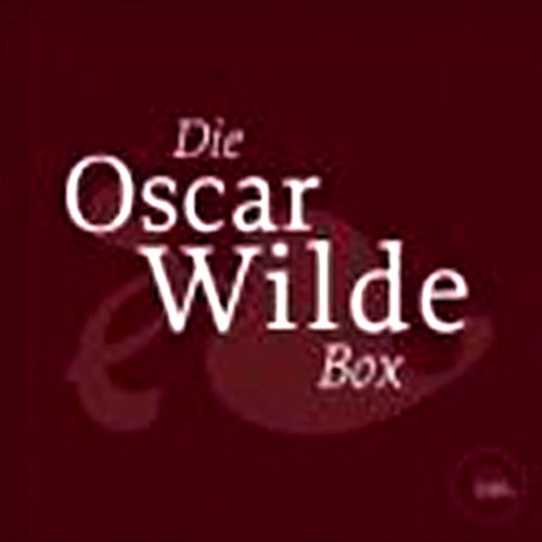 Die Oscar Wilde Box audiobook cover art
