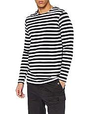 Urban Classics herr Regular Stripe LS T-tröja