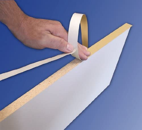 List price FastCap 15 16 x 50' FastEdge Finished PVC Hard Max 89% OFF Edgebanding Rock