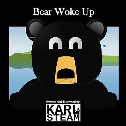 Bear Woke Up