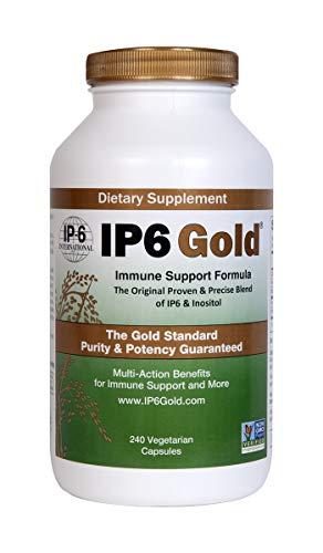 IP6 Gold, 240 Veggie Caps
